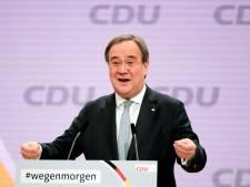 Armin Laschet, favorable à la continuité avec Merkel, élu président du parti conservateur CDU