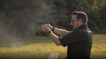 """Andy Peelman doet schiettest in de VS: """"Dit zijn geen gewone wapens"""""""