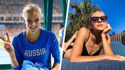 """Russische topverspringster: """"Ik kreeg 200.000 dollar per maand aangeboden om luxe-escorte te worden"""""""