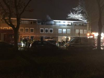 Woningbrand Prinsenbeek mogelijk ontstaan door vuurwerk