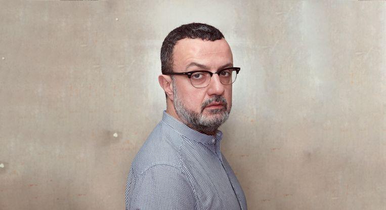 Marcus Azzini.  Beeld Daniel Cohen