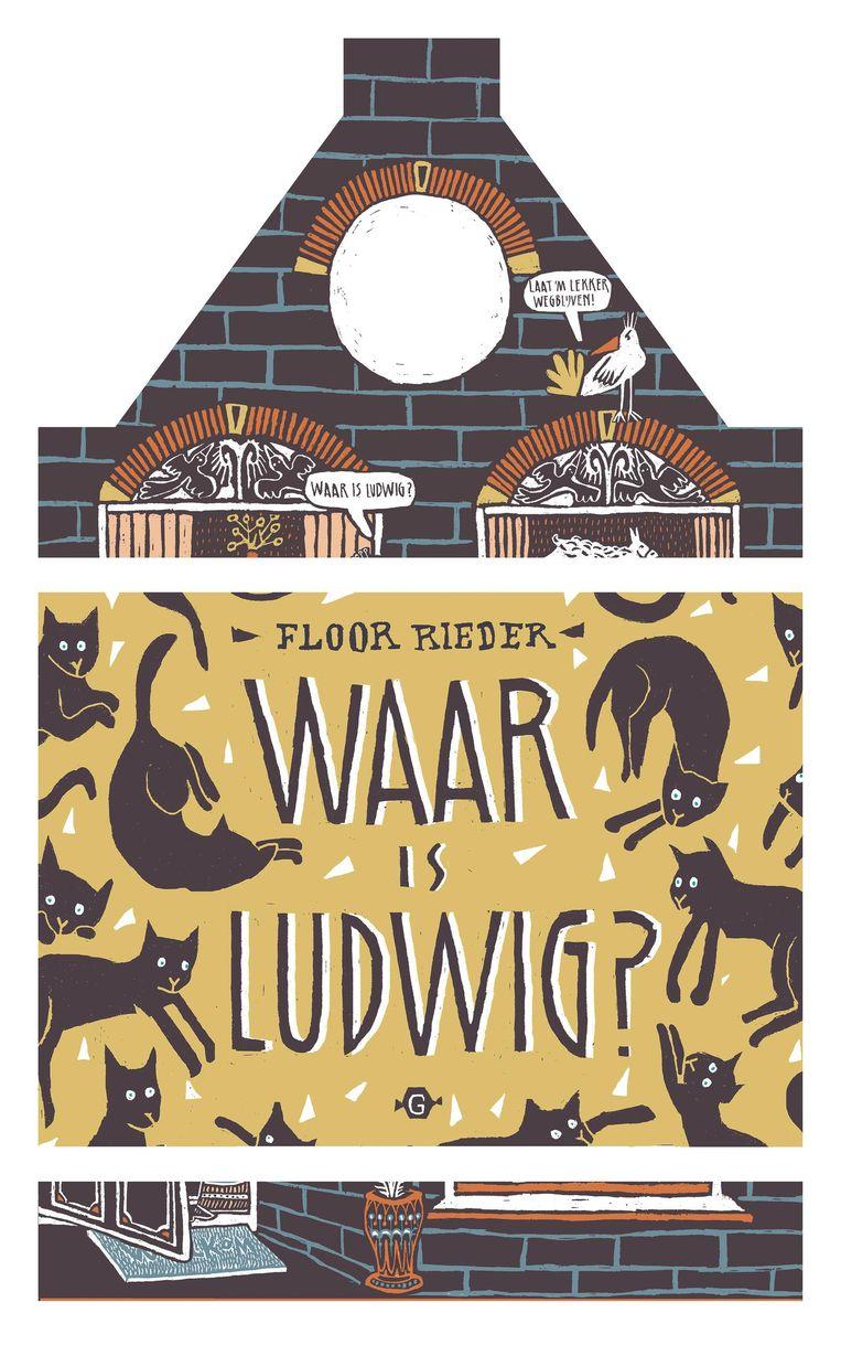 Waar Is Ludwig? Beeld -