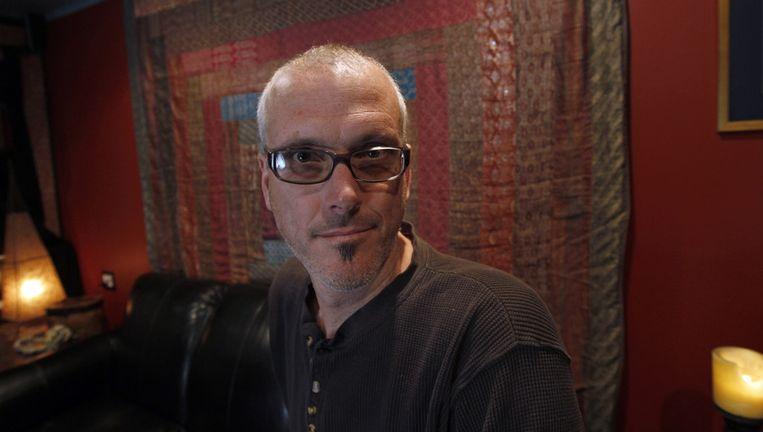Damon Vix, bedenker van de alternatieve kerstshow. Beeld ap
