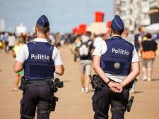 """La police d'Ostende furieuse: """"Un groupe de cinquante touristes a simulé une noyade"""""""