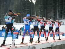 Russische biatleten verhoord over dopinggebruik in Oostenrijk