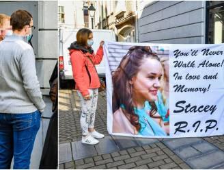 """Celstraf en twee jaar rijverbod voor doodrijder van Stacey (14): """"Geen enkel schuldinzicht"""""""