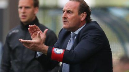 "Yves Vanderhaeghe hoopt het zondag in Brugge af te maken: ""Liever niet in vangnet van vijfde plaats"""