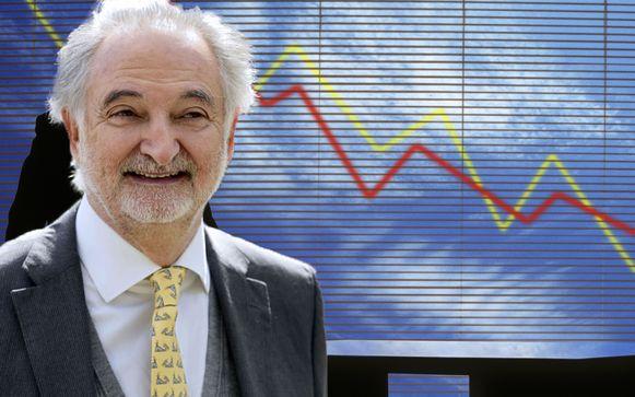"Jacques Attali (75): ""Het systeem zal exploderen."""