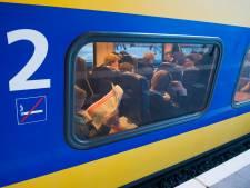 Treinstoring tussen Rhenen en Veenendaal voorbij