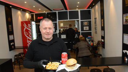 """Hamburgerman Frank Wauters: """"Brand was tegenslag... en begin van nieuw avontuur"""""""