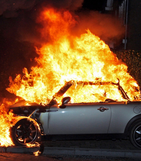 Is mijn auto verzekerd tegen brandschade?