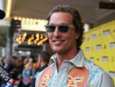 Matthew McConaughey wordt professor aan Universiteit van Texas