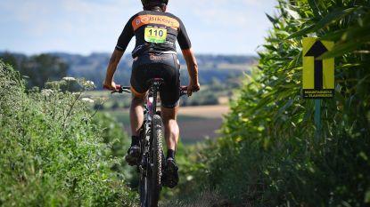 Drie dagen mountainbiken op hoog niveau op en rond Hotondberg dankzij Mountainbike van Vlaanderen