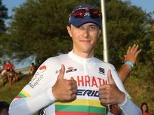 Nibali moet het zonder meesterknecht Navardauskas doen in Giro