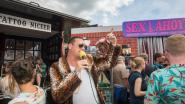 PUKKELPOP 2019. Knotsgekke Petit Bazar op Pukkelpop: The Love Boat is heerlijk fout