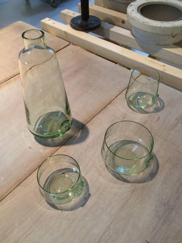 Atelier NL: ZandGlas, 2016 foto gijs van de burgt