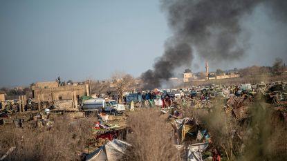 """IS roept volgers in video op tot """"volharding"""" nu laatste bolwerk in Syrië onder druk staat"""