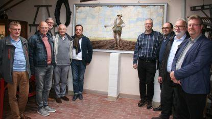 Tegeltableaus zijn nieuwe aanwinst in Poldermuseum
