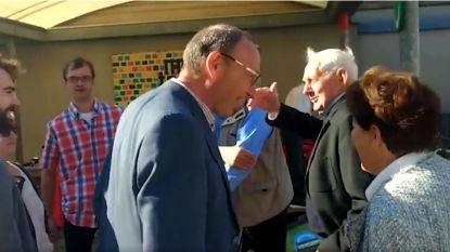 VIDEO: Druk aan het stemlokaal in Wevelgem