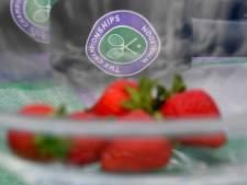 Wimbledon bedankt Britse gezondheidszorg met aardbeien