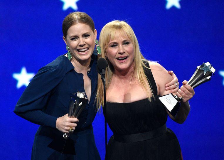 Amy Adams en Patricia Arquette hadden ook al een gelijkstand.