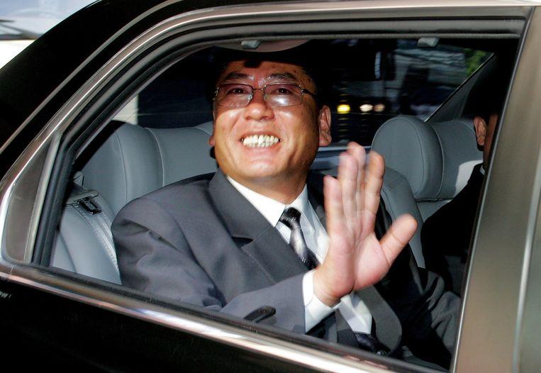 De Noord-Koreaanse vicepremier Choe Yong-gon. (Archiefbeeld)