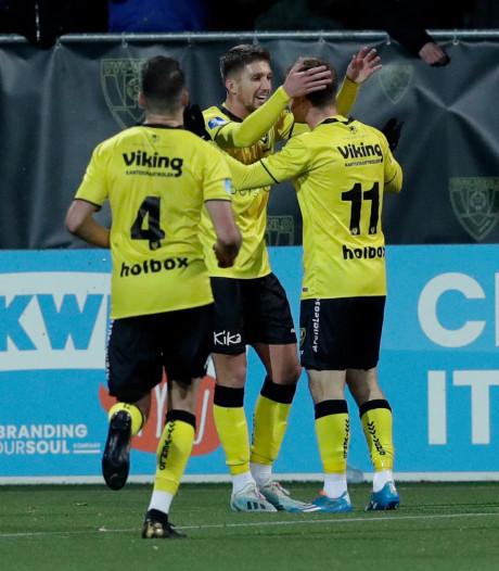 Samenvatting | VVV-Venlo - FC Emmen