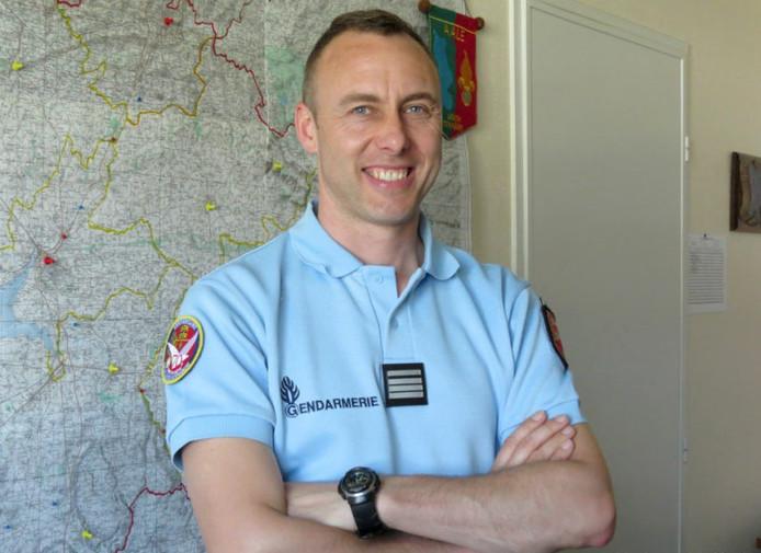 Arnaud Beltrame, held van Trèbes.