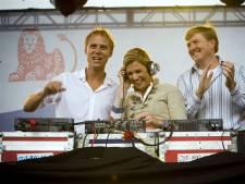 Dj Armin is echt 'van Buren', net als Willem Alexander: 'Kicken zeg'