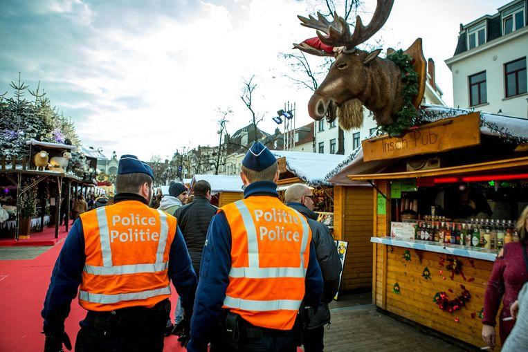 Sinds de aanslagen in Europa heeft Winterpret wel extra veiligheidsmaatregelen genomen.