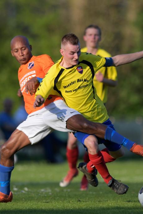 Overzicht amateurvoetbal: Rood voor Sportclub Irene, Kruisland wint van VOAB