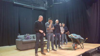 Ernst&Leute speelt nieuw stuk in Khnopff-theater