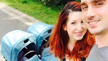 Kaat Bollen: 'Borstvoeding kan ik helaas niet geven'