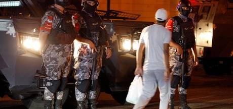 Twee doden bij schietpartij Israëlische ambassade in Jordanië