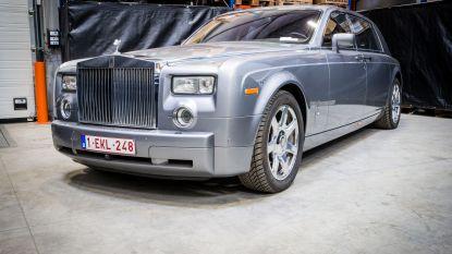 Rolls, Aston Martin en golfkarretje van Piqueur te koop