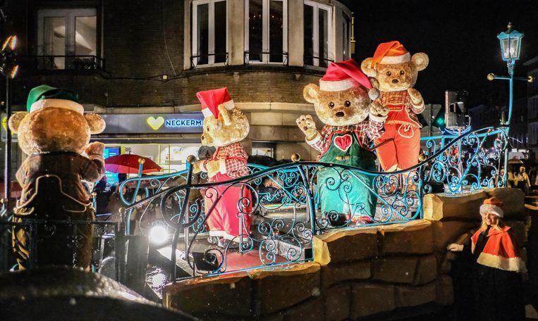 Roeselare kerstparade