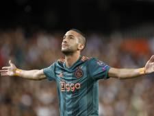Eerste goal cruciaal voor Ajax tegen Valencia