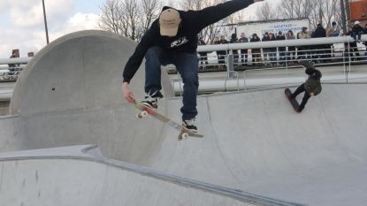 Skateparken in Groot-Kortrijk heropenen zonder tijdslimiet