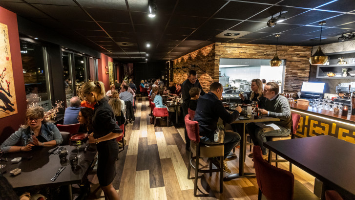 The Yellow Rabbit in Nuenen: Pittige kruiden en het geheim van de chef