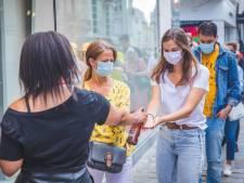Mondmaskerplicht in Gent-centrum blijft behouden, ondanks verwarrende boodschap van premier Wilmès