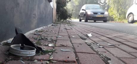 Beginnend automobiliste ramt woningen in Turkeye