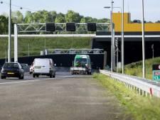Heinenoordtunnel dit weekend dicht in richting van West-Brabant