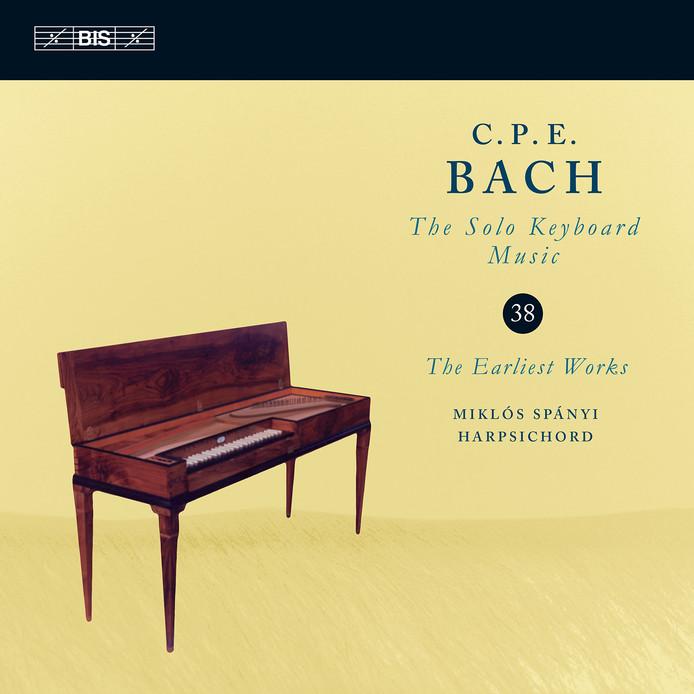 C.P.E. Bach, the solo keyboard music.