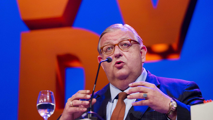 VVD-partijvoorzitter Henry Keizer