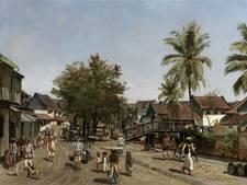 Expositie schilder Bleckmann in Museum Bronbeek Arnhem
