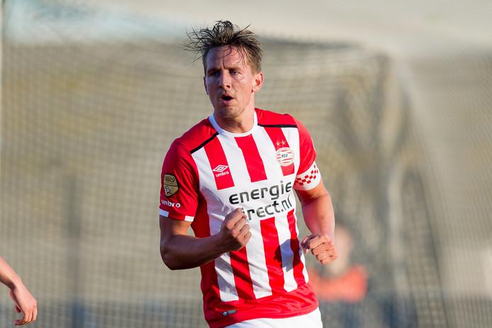 Luuk de Jong kan Ronald Koeman passeren op de eeuwige ranglijst van PSV-doelpuntenmakers.