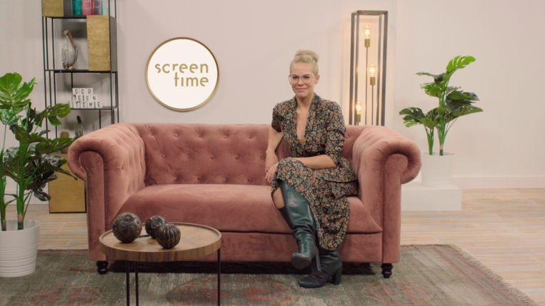 Eline De Munck in 'Screentime'.