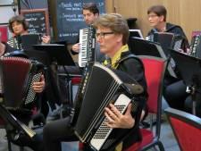 Jarig Con Amore viert jubileum met accordeonconcert