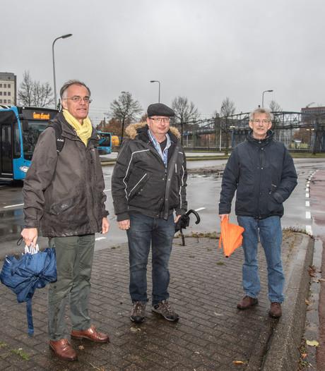 Bewoners schrikken van nieuwe hoogbouw station Zwolle