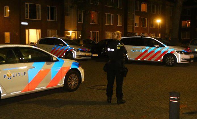 Schietpartij in Den Bosch.